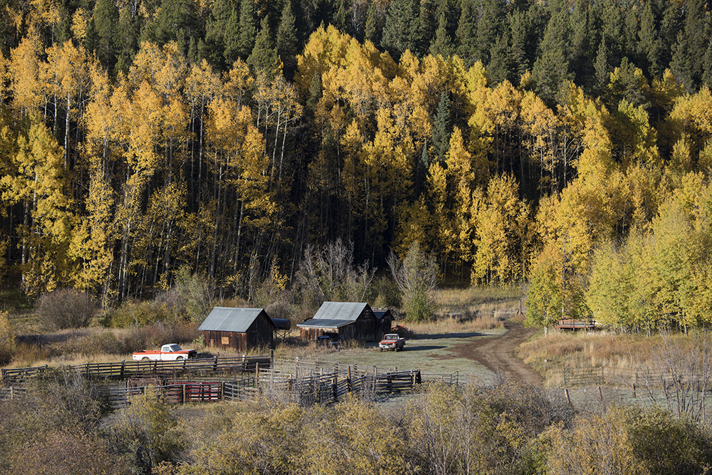 Ohio Creek Ranch, Gunnison, Colorado