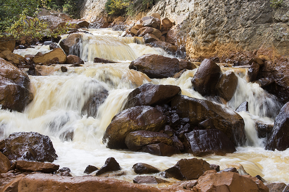 Red Mountain Creek, Ouray, Colorado