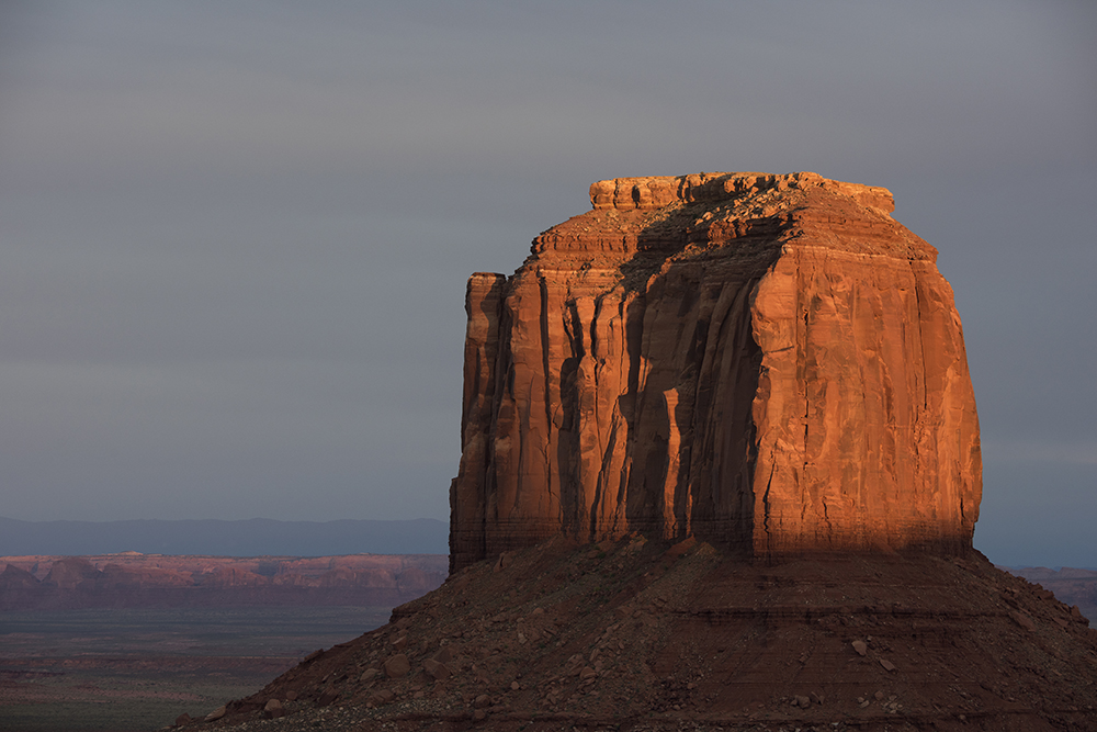 Merrick Butte, Monument Valley, Arizona