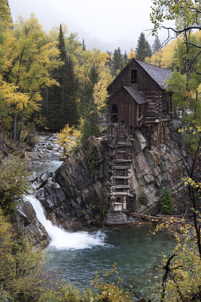 Crystal Mill, Crystal, Colorado