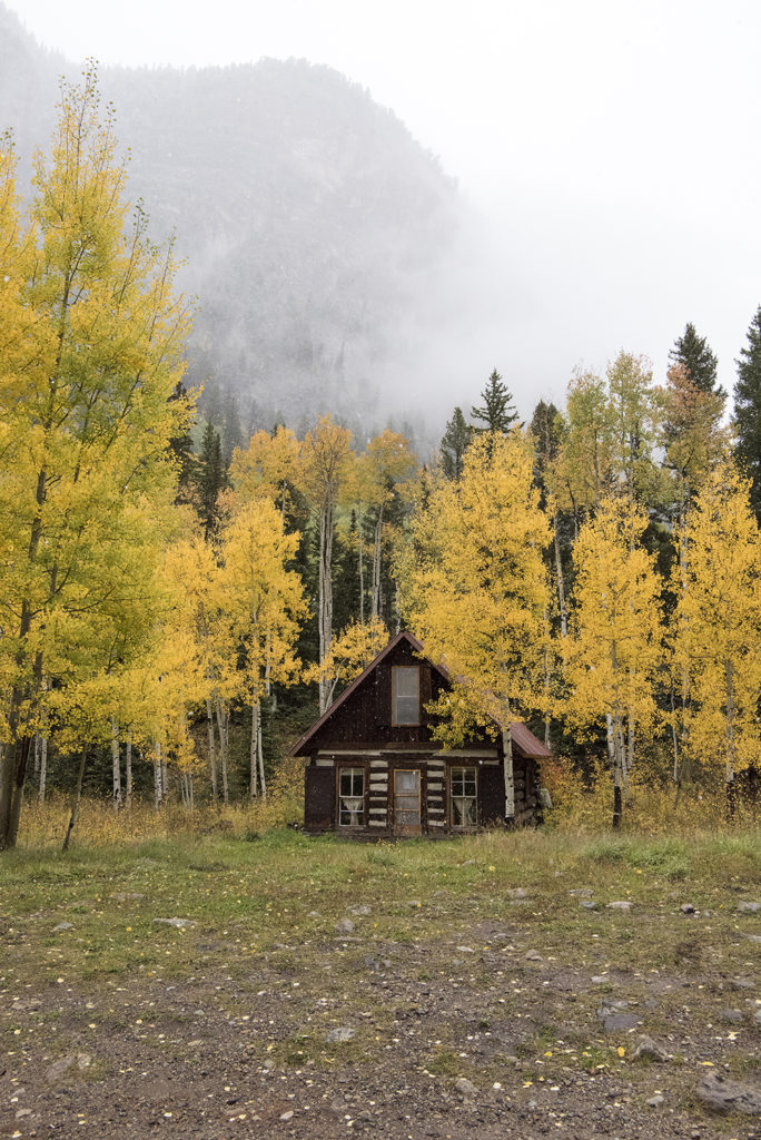 Cabin, Crystal, Colorado
