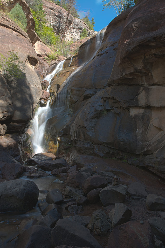 Hayes Creek Falls, Redstone, Colorado