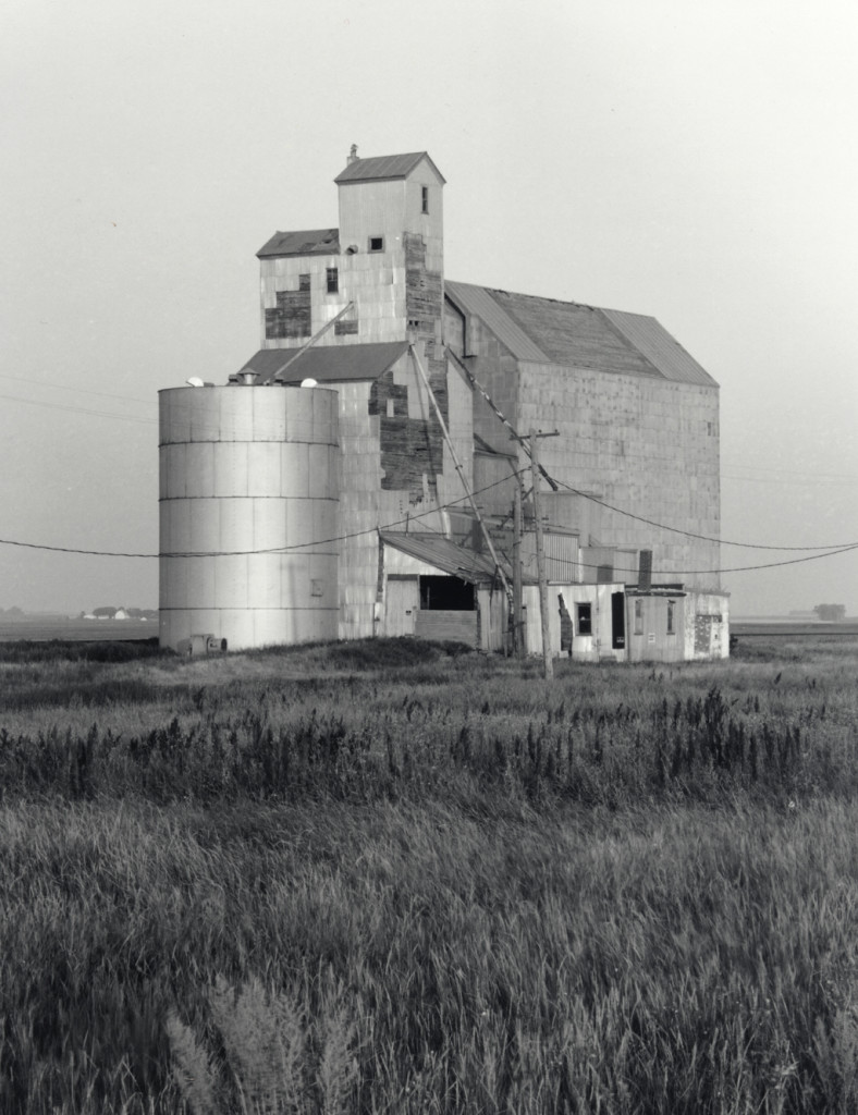 Closed Grain Elevator