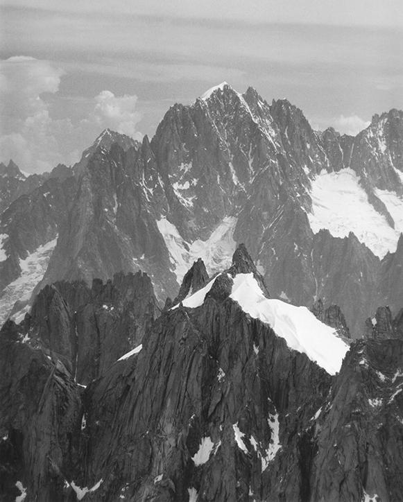 French Alps, Chamonix