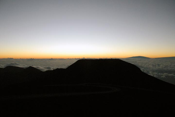 Haleakela Dawn, Maui