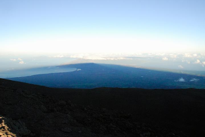 Haleakela Shadow, Maui