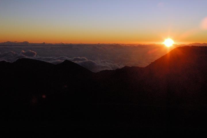 Haleakela Sunrise, Maui