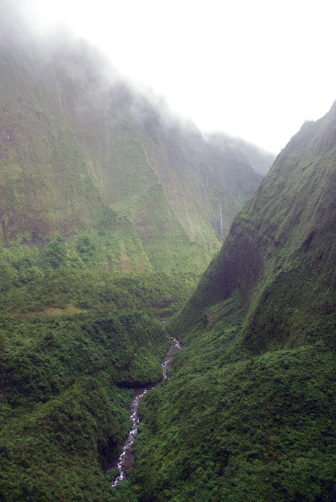 Kaua'i Valley, From the Air