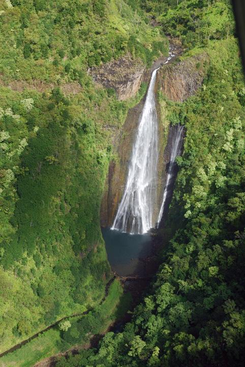 Manawaiopuna Falls, Kaua'i