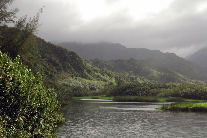 Wainiha River, Kaua'i